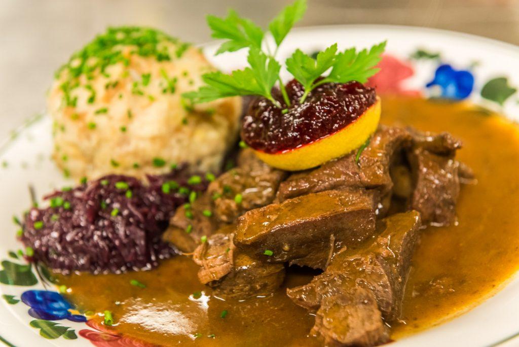 Krepper Bierfleisch Lofer Restaurant