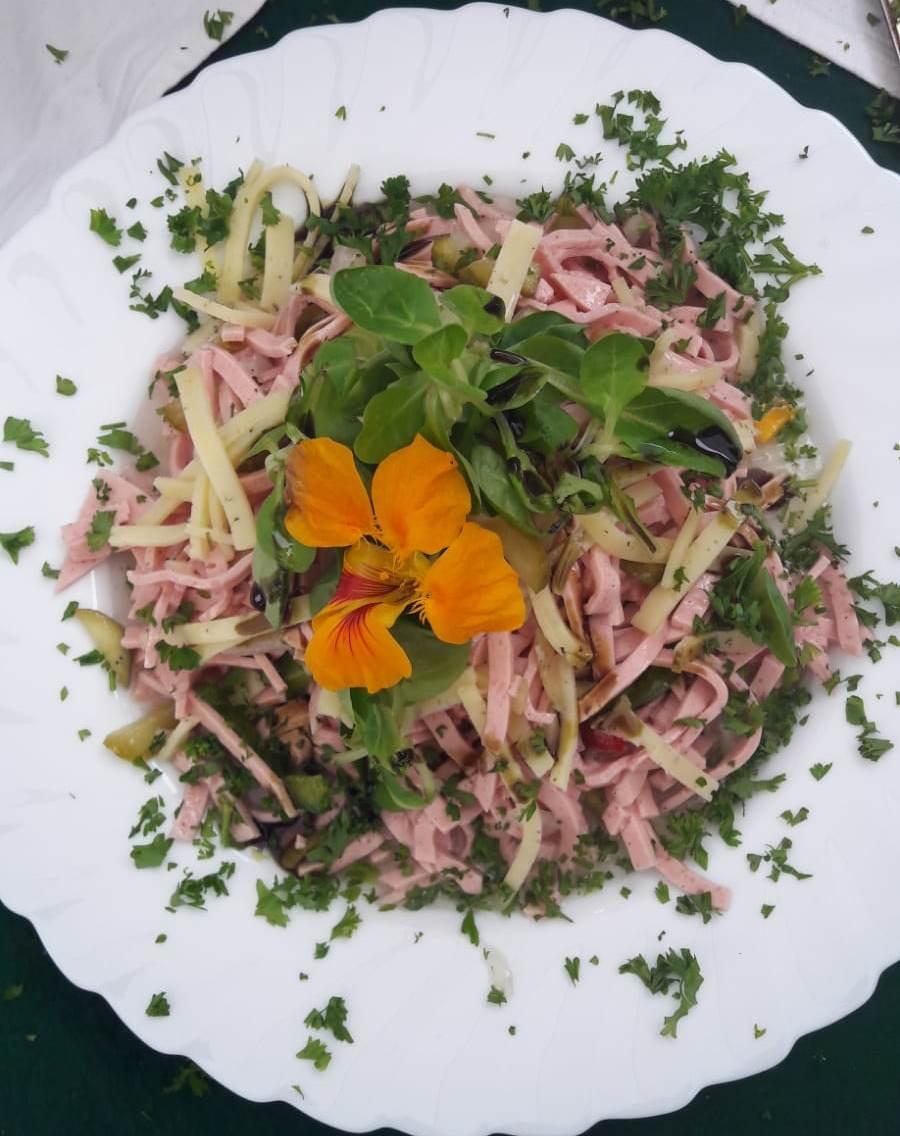 Scheffsnoth Bauernherbst Lofer Krepper Wurstsalat
