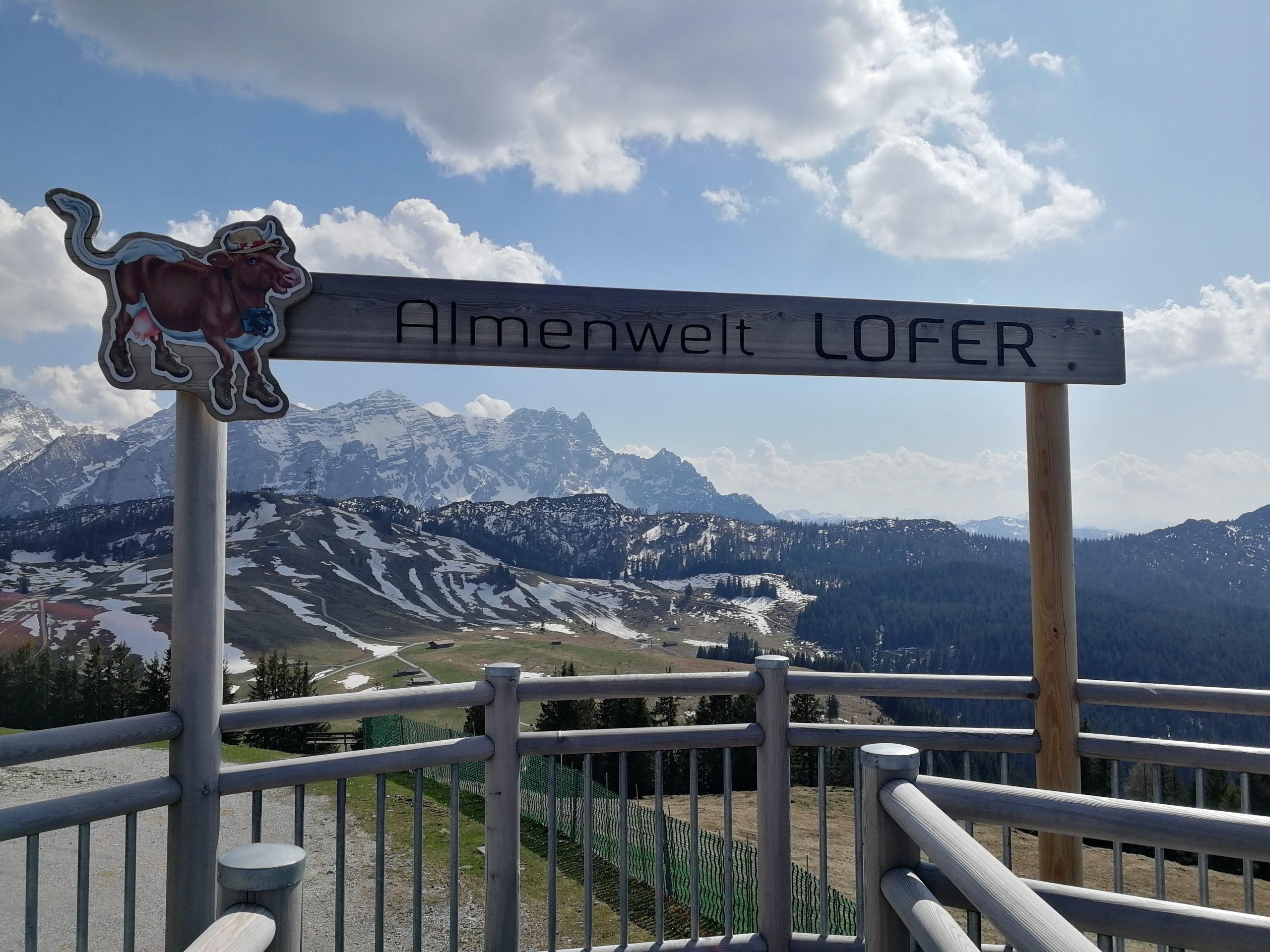 Krepper Lofer Restaurant Almenwelt