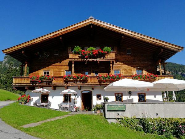 Lofer Krepper Krepperhof Restaurant Gasthaus